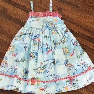 Marmellata vacation island dress girls sz 4T